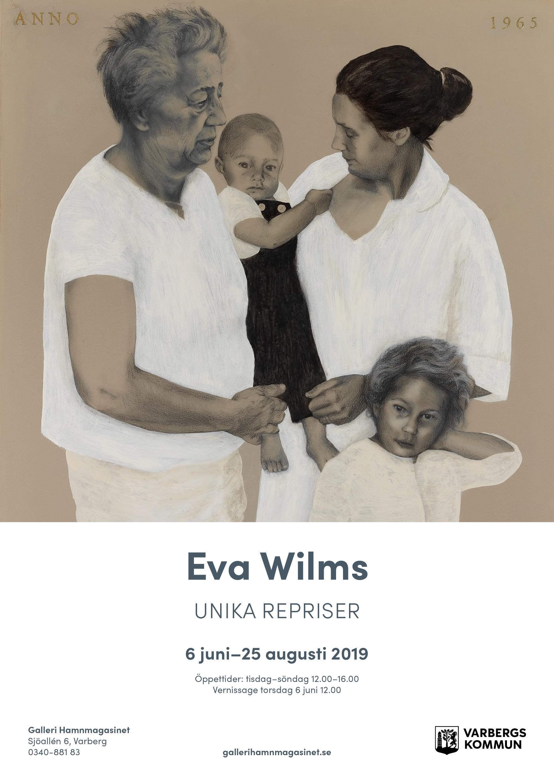 Eva Wilms – Unika repriser