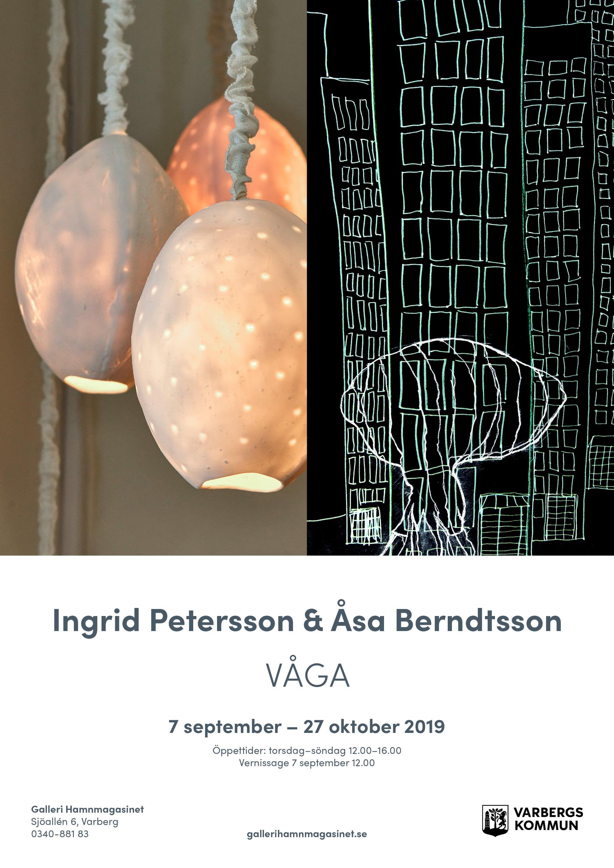 Ingrid Petersson & Åsa Berndtsson – Våga