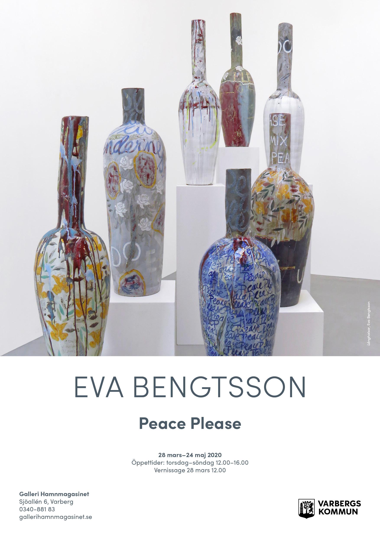 Eva Bengtsson – Peace Please