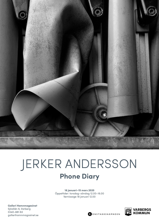 Jerker Andersson – Phone Diary