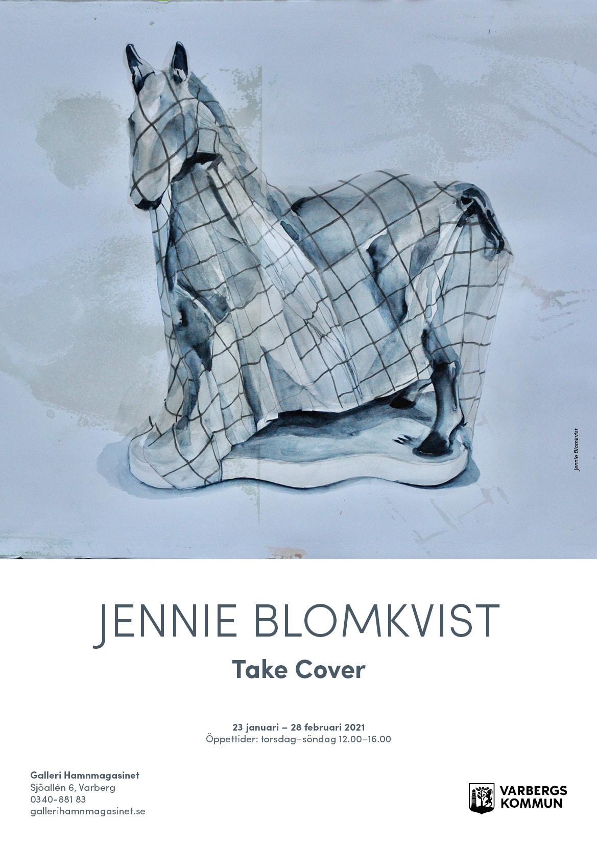 Jennie Blomkvist – 23/1-28/2